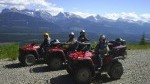 ATV Tours in the Canadian Rockies near Canmore, Alberta