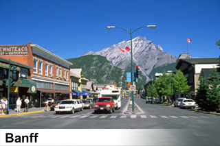 Tours and activity bookings in Banff, Alberta