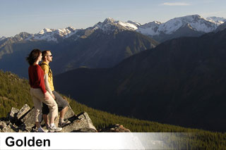 Tours and activity bookings in Golden, British Columbia