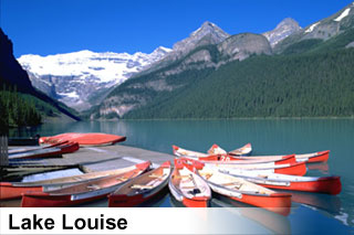 Tours and activity bookings in Lake Louise, Alberta