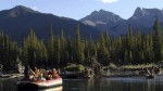 Bow River Scenic Eco Float in Canmore, Alberta