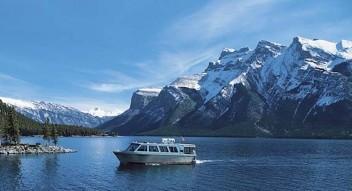 Lake Minnewanka Tour